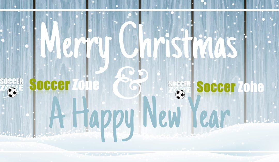 Merry Christmas from all at Soccerzone UK
